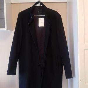 Theory Modus Melton coat